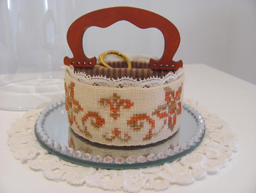 A Stitcher's Basket