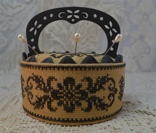 Black Sewing Box - Seconda Foto