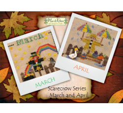 Scarecrow: March/April